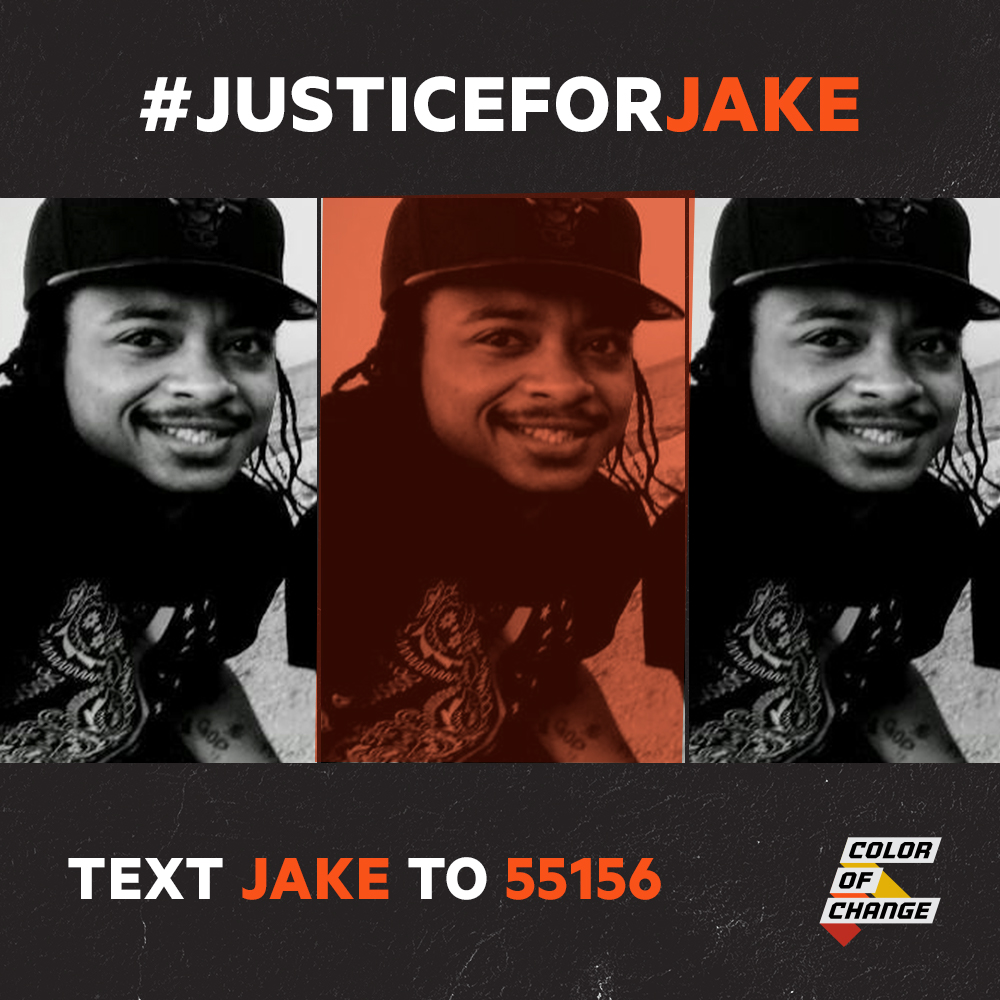 Picture of Jake Blake wearing a hat and smiling