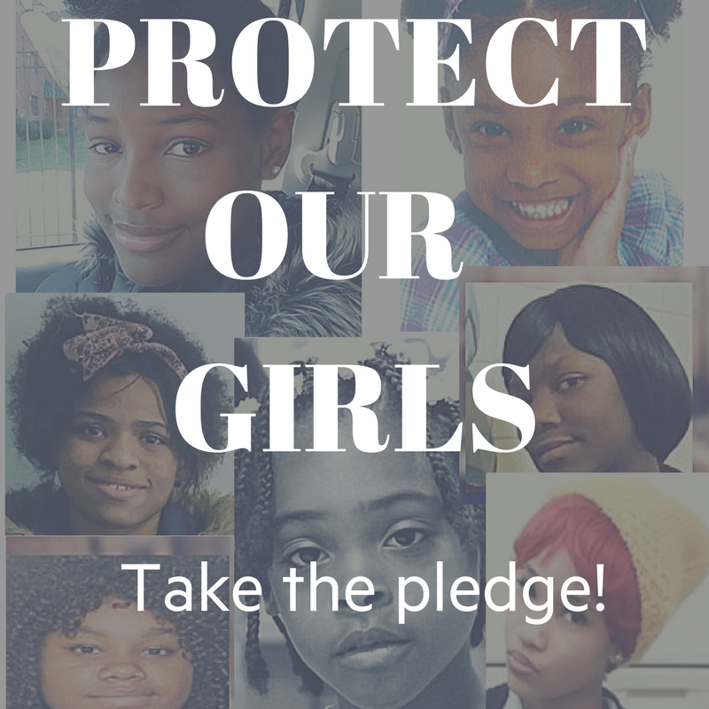 Protect our youth! Protect Black girls!