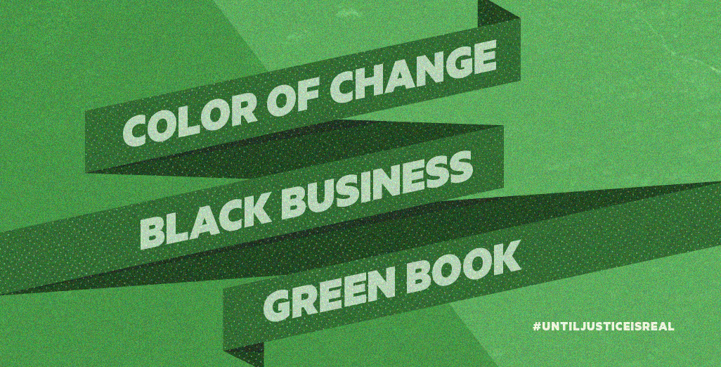 Color Of Change Black Business Green Book