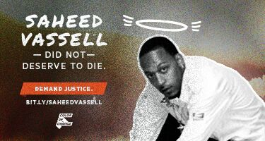 Tell Mayor Bill DeBlasio that we want justice for Saheed Vassell