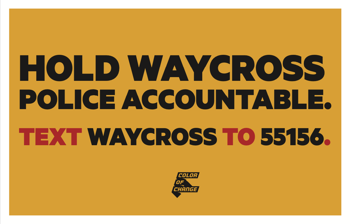 Waycross cops opened fire on Black kids. The officers must be held accountable.
