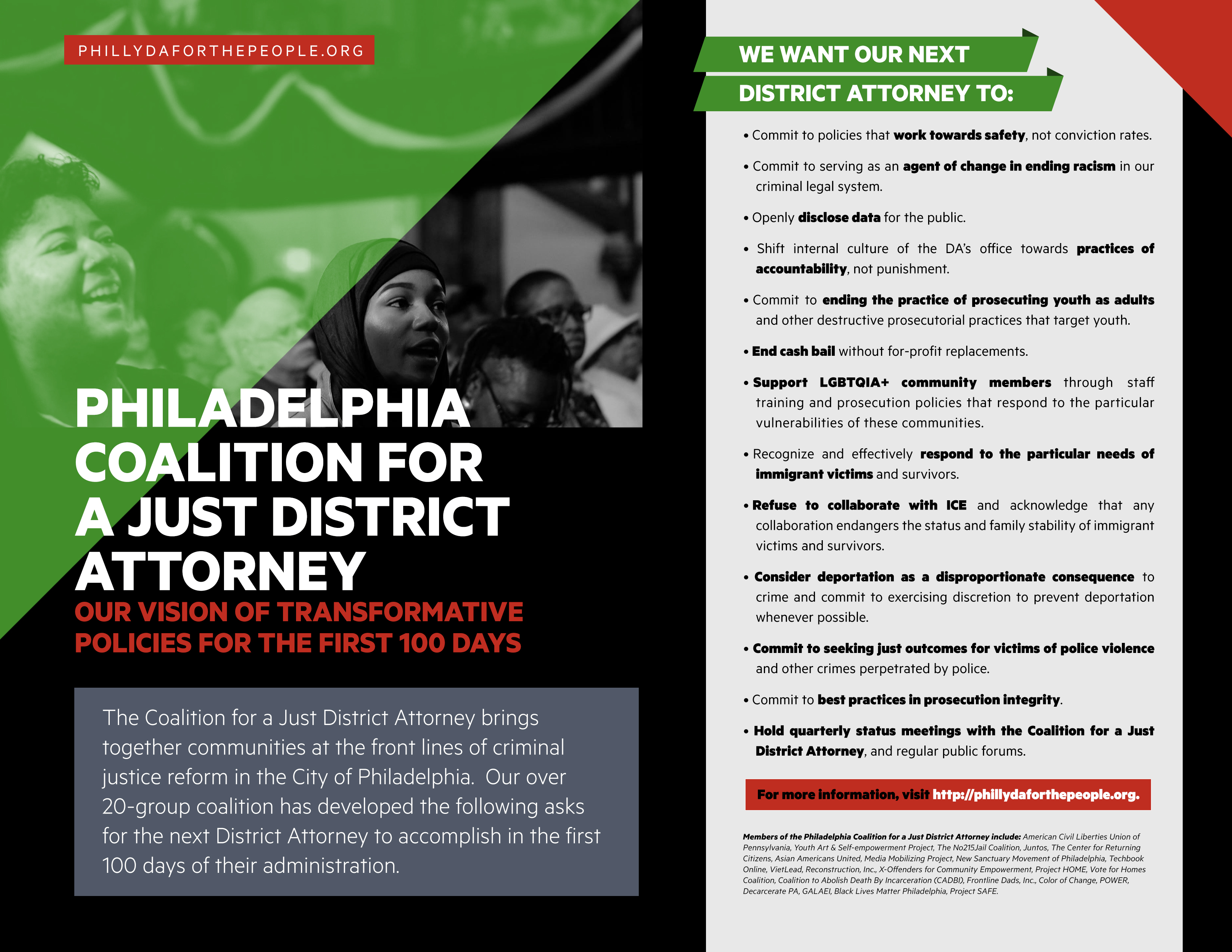 How Philadelphia's Larry Krasner won the district attorney's