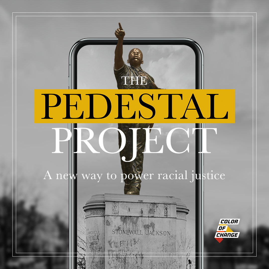 The Pedestal Project: a new way to power racial justice