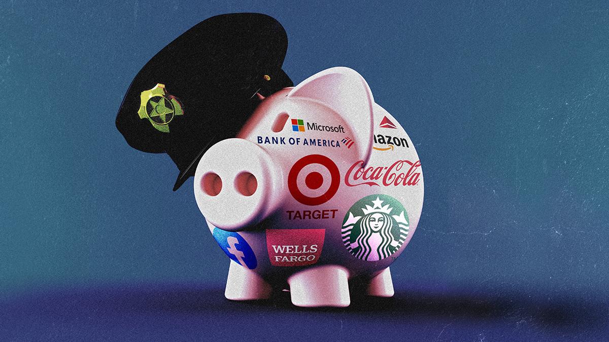 Police Piggy Bank