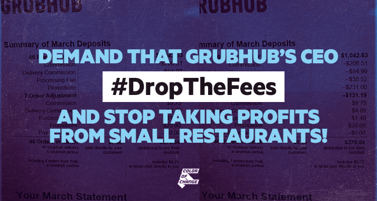 At a time when restaurants are being forced into bankruptcy and millions of workers have lost employment, 