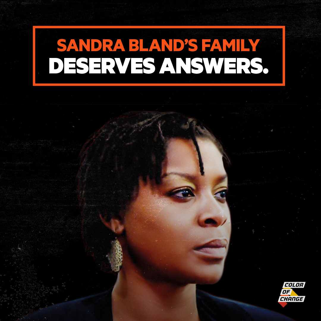 Tell District Attorney Elton Mathis: Re-Open Sandra Bland's