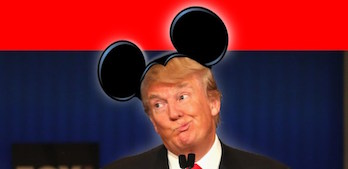 Disney must take a stand against Trump's administration of hate.
